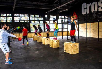 CrossFit клас