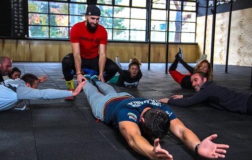 Безплатна групова тренировка